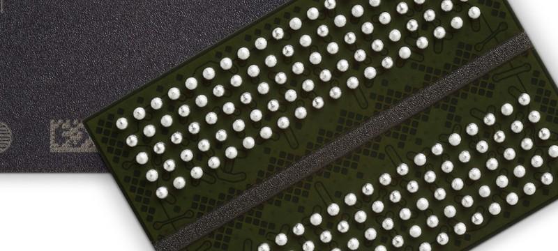 Запущено производство новой графической памяти GDDR5X