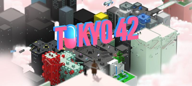 Tokyo 42 — безумно стильный изометрический экшен
