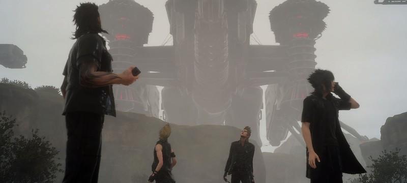 Final Fantasy 15 может выйти на PC, но когда-нибудь после консолей