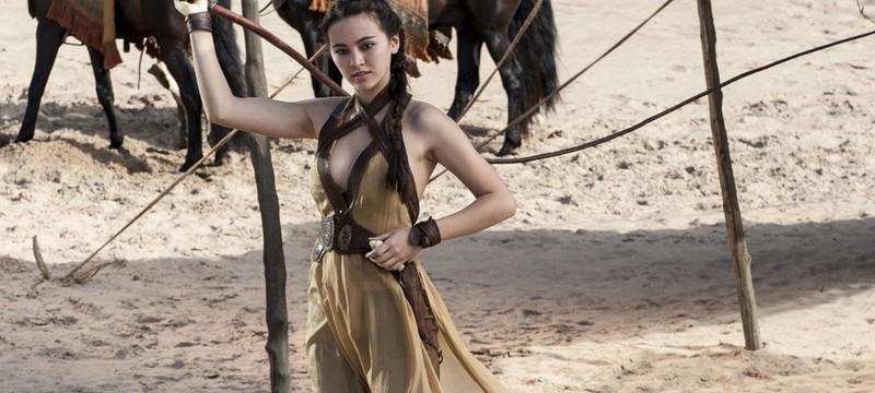 Джессика Хенвик из Game of Thrones сыграет в Iron Fist