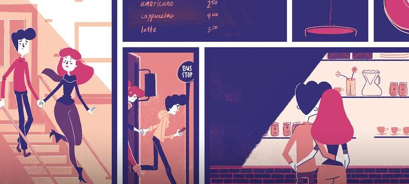 Sunday Short: Интерактивная история любви