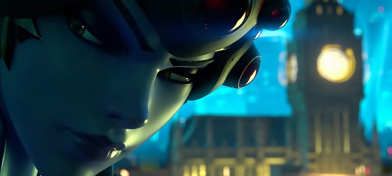 Короткометражка Overwatch Alive — Вдова