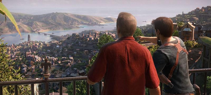 Утечка: 18 минут геймплея Uncharted 4