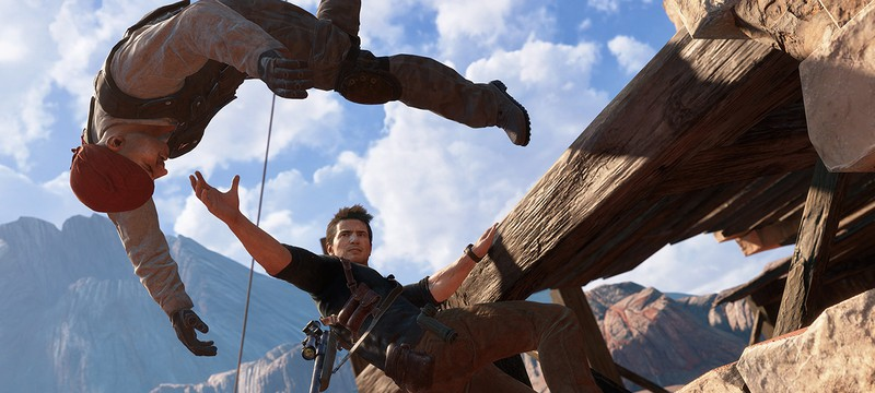 Digital Foundry выпустили анализ геймплея Uncharted 4