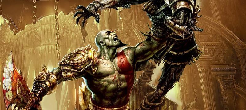 Shinobi602 тизерит God of War 4