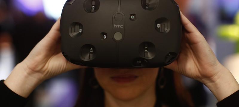 На что похожа виртуальная реальность HTC Vive