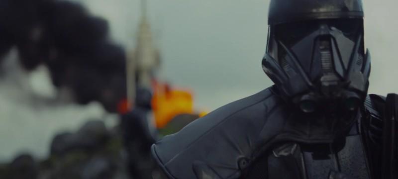 Первый трейлер Rogue One: A Star Wars Story уже сегодня