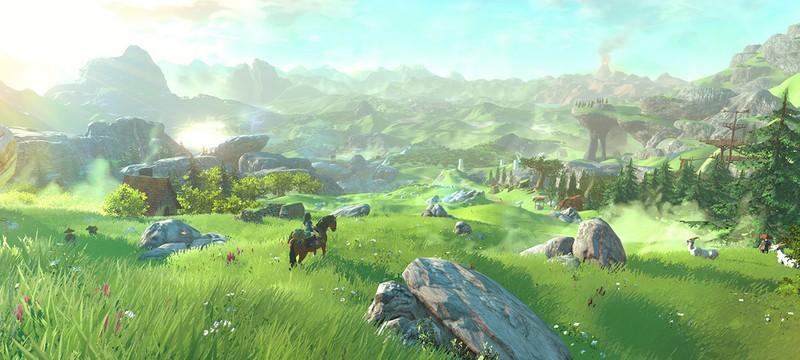 Cлухи о новой Legend of Zelda: релиз на NX, выбор пола персонажа и другое