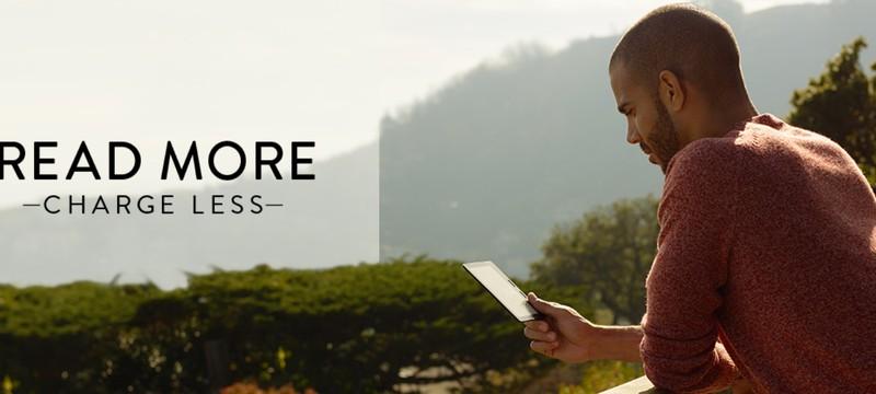 Amazon выпустила новый Kindle Oasis