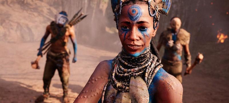 Far Cry Primal: вышел хардкорный режим и 4K текстуры