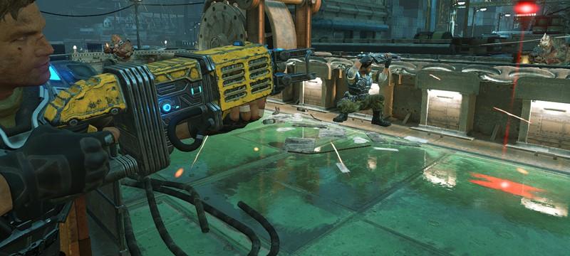 В Gears of War 4 будут микротранзакции