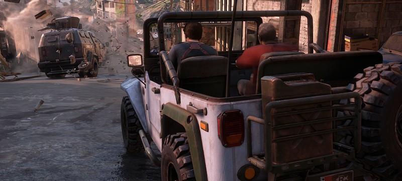 Гора новых деталей Uncharted 4: A Thief's End