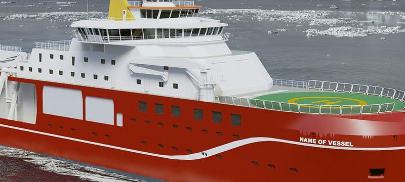 Научное судно за $300 миллионов назовут Boaty McBoatface