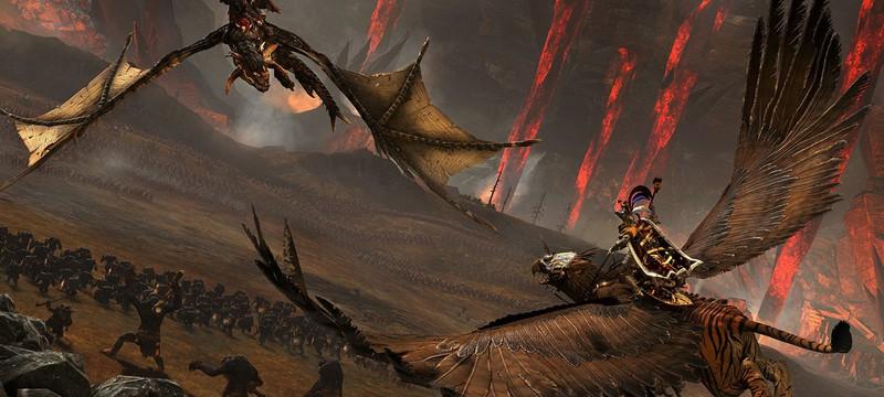 Новый трейлер Total War: Warhammer — Поля Сражений