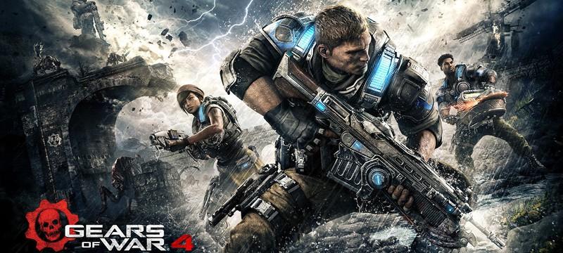 Stream ЗБТ мультиплеера Gears of War 4