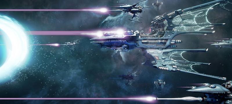 Релизный трейлер Battlefleet Gothic: Armada