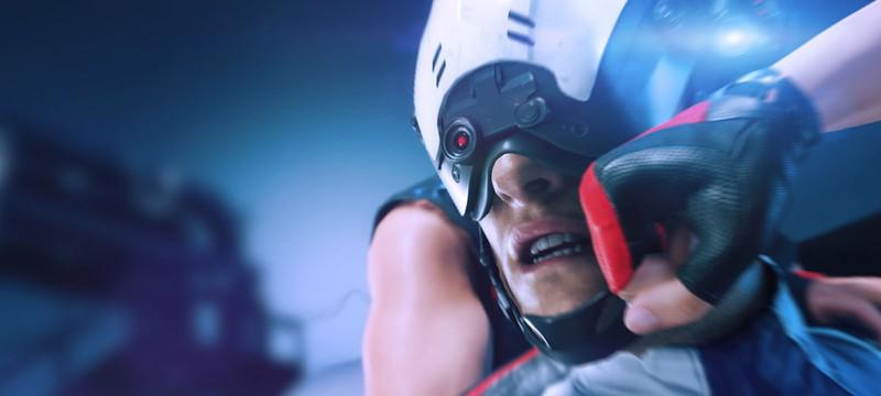Скриншоты Mirror's Edge Catalyst с Xbox One