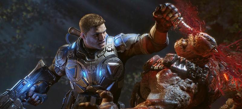 Новый геймплейный трейлер мультиплеера Gears of War 4