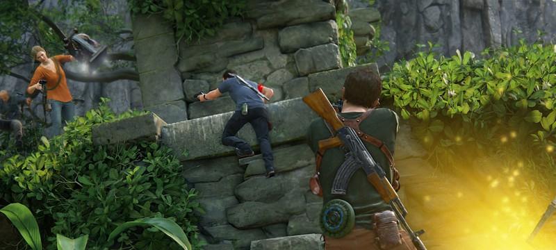 """Трейлер и скриншоты мультиплеерного режима """"Грабеж"""" в Uncharted 4"""