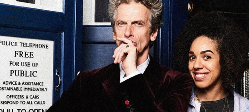 Doctor Who получил новую компаньонку... мда