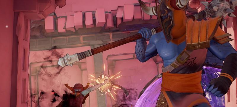 Новый геймплей Mirage: Arcane Warfare