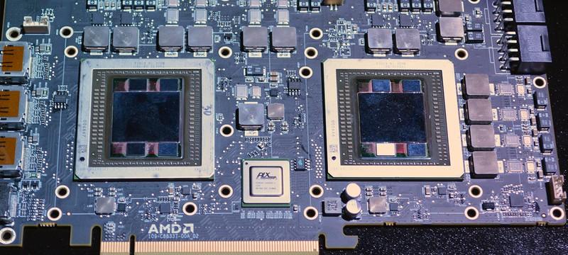 Слух: бенчмарк AMD Radeon Pro Duo
