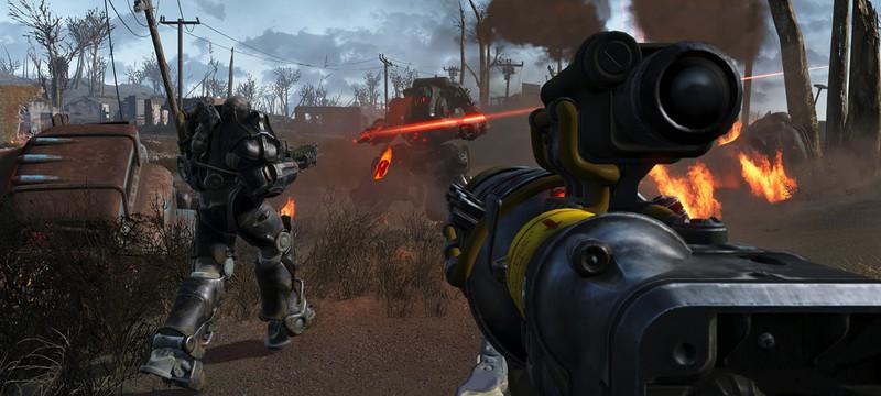 Патч Fallout 4 v1.5 доступен на PC