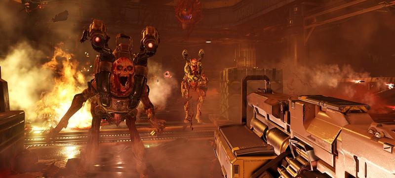 Утечка трофеев DOOM на PlayStation 4