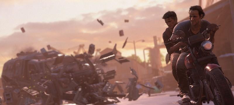 Мультиплеер Uncharted 4 не поддерживает сплит-скрин