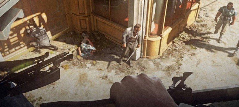 Первые скриншоты Dishonored 2