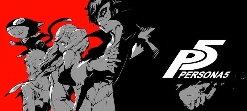 Новый трейлер Persona 5