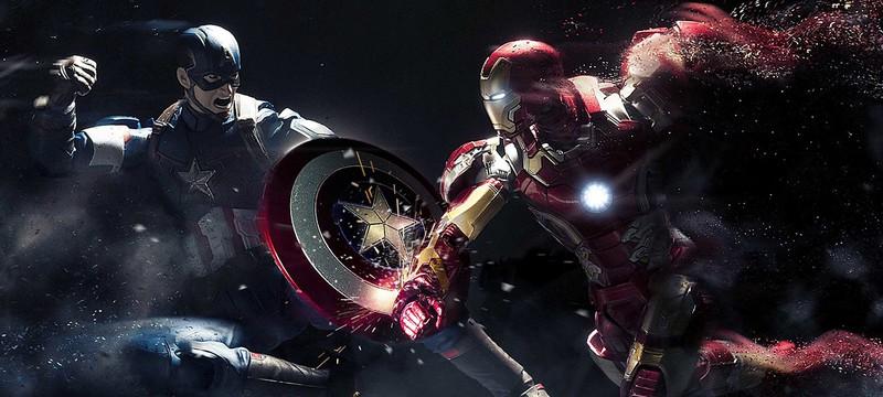 Сборы Captain America: Civil War в США превысили $180 миллионов