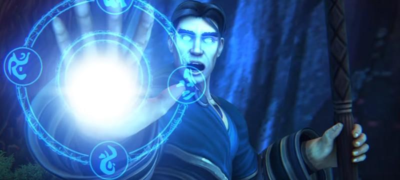 Трейлер фильма Warcraft в World of Warcaft