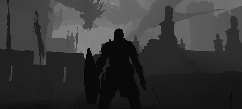 Limbo-мод для Dark Souls 3