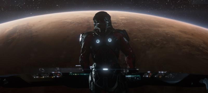 Официально: Mass Effect Andromeda на EA Play