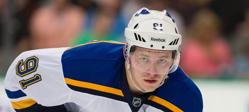 Российский хоккеист может попасть на обложку NHL 17