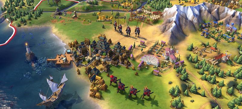 Первые детали Civilization VI
