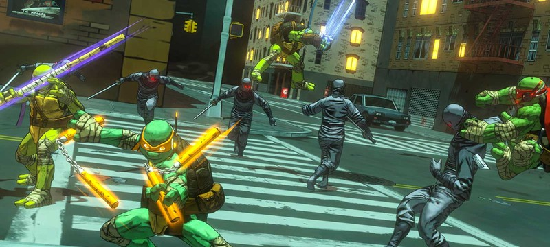 Четыре трейлера TMNT: Mutants in Manhattan