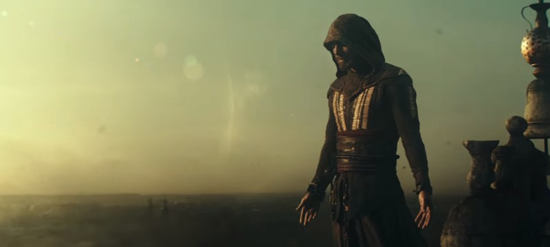 Первый трейлер фильма Assassin's Creed