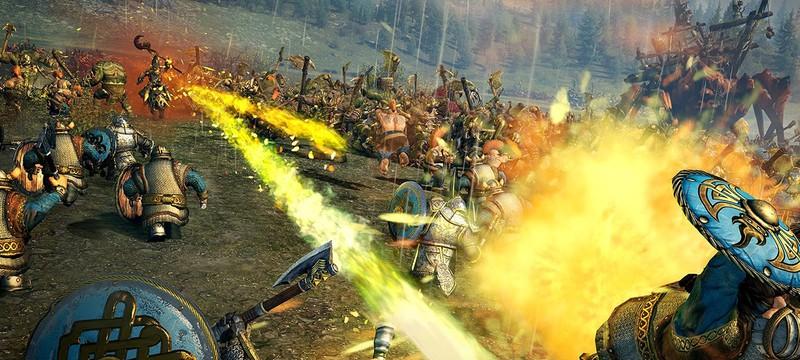 Боевая магия в Total War: Warhammer