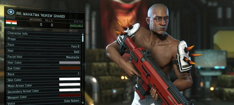Воинственный Ганди в XCOM 2