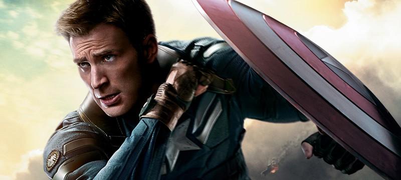Что, если бы Капитан Америка ударил вас своим щитом?