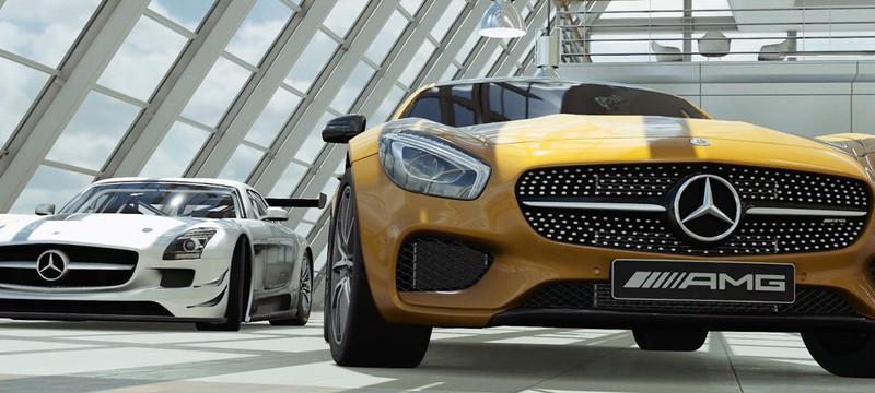 Геймплейный трейлер и стрим Gran Turismo Sport