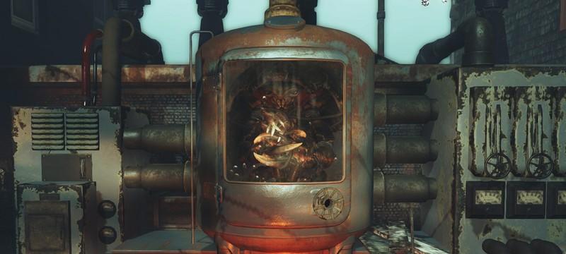 Гайд Fallout 4: Far Harbor — Как получить подводный костюм