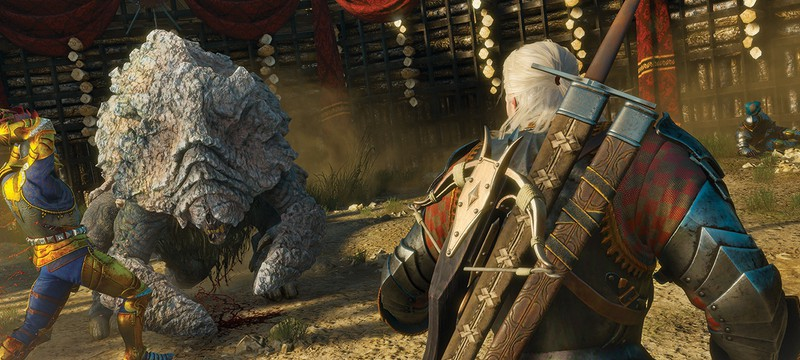 Размер карты The Witcher 3: Blood and Wine
