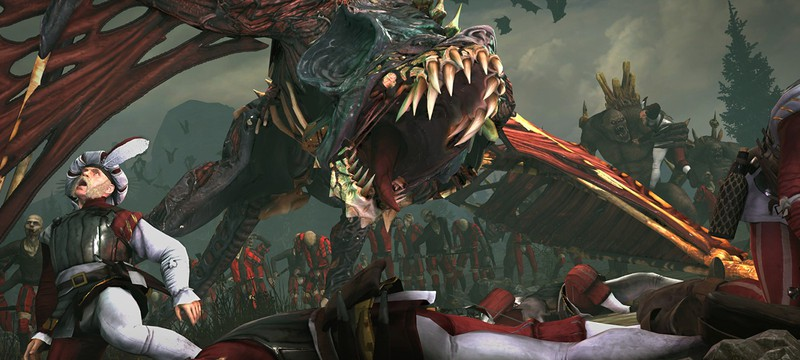 Релизный трейлер Total War: Warhammer