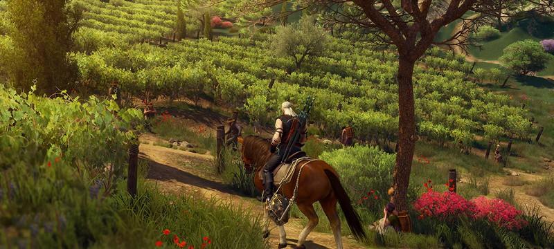 12 минут геймплея Blood and Wine