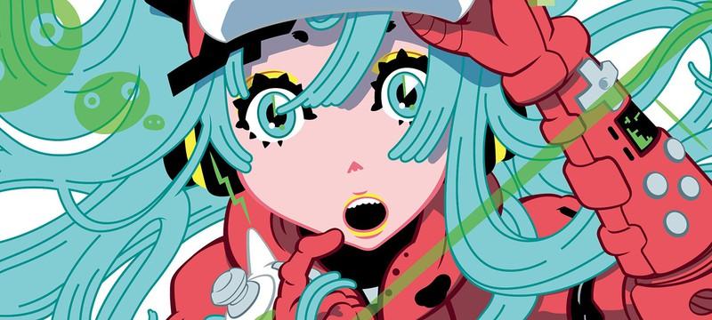 Официальный персонаж Tokyo Game Show 2016