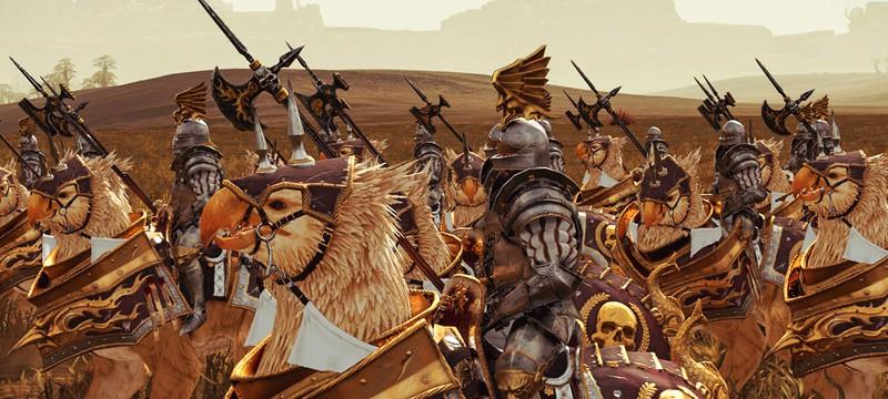 Total War: Warhammer — самая быстро продаваемая игра серии Total War