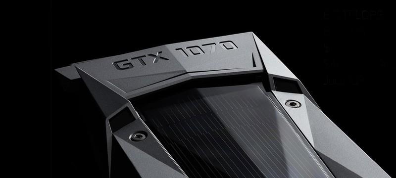 Первые бенчмарки Nvidia GTX 1070
